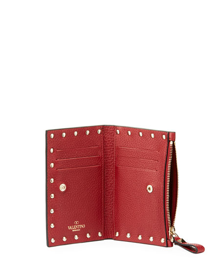 Rockstud Coin Purse/Card Case