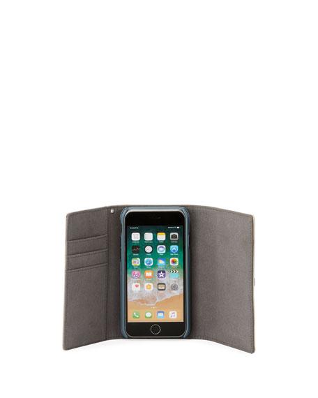 Lovelock Leather Wristlet Phone Bag - iPhone 8/7