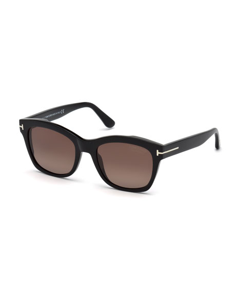 Lauren 02 Mirrored Square Sunglasses