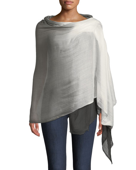 Gradient Color Blend Stole