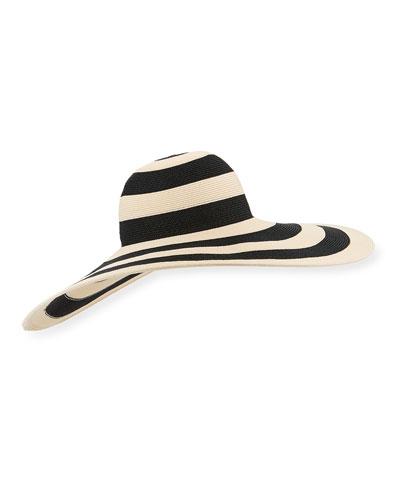 Sunny Striped Hat