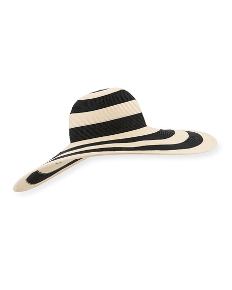 Sunny Striped Hat