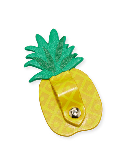 kate spade new york tech accessories pineapple sticker