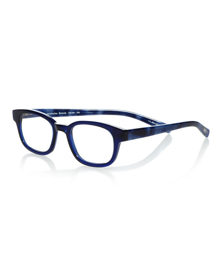 EYEBOBS Butch Acetate Reading Glasses in Blue