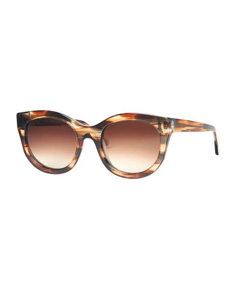 Sleepy Acetate Polarized Sunglasses