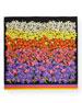 Silk Twill Floral Degrade Scarf