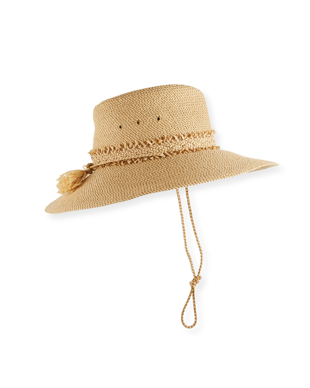 Eric Javits Voyager Packable Sun Hat  5aa50421130