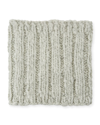 Brooke Cashmere Cable-Knit Snood