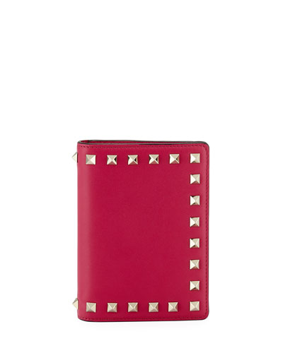 Rockstud Passport Cover Case