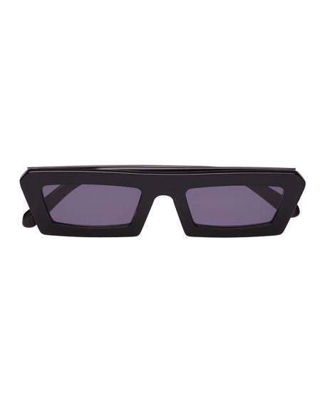 Shipwrecks Slim Rectangle Sunglasses