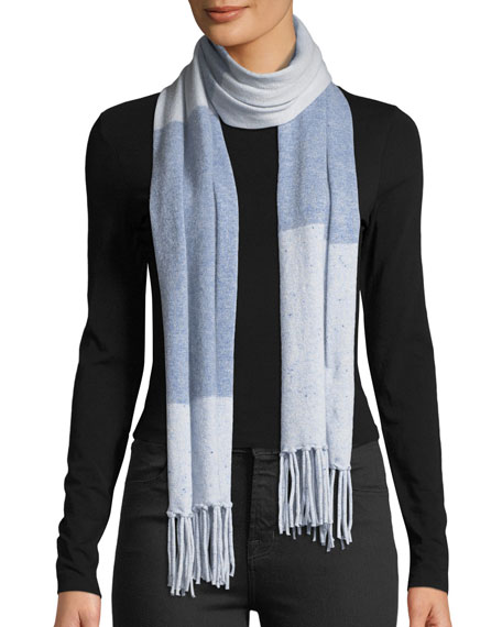 Rockstar Striped Scarf
