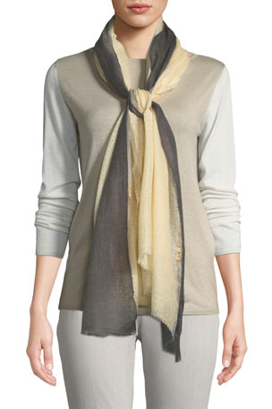 Bindya Accessories Floral Bliss Cashmere Stole