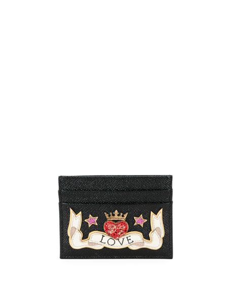 Dolce & Gabbana DG Love Card Case
