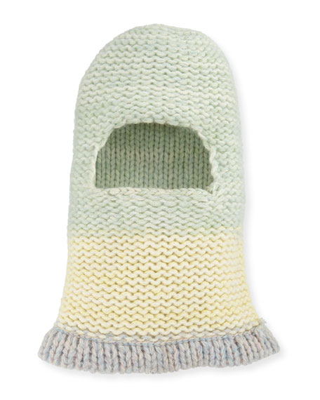 Calvin Klein 205w39nyc Balaclava Fitted Knit Hood Neiman Marcus