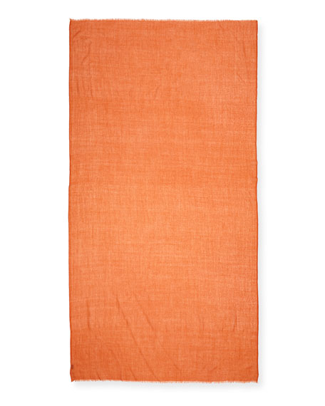 Aya Solid Wool Scarf