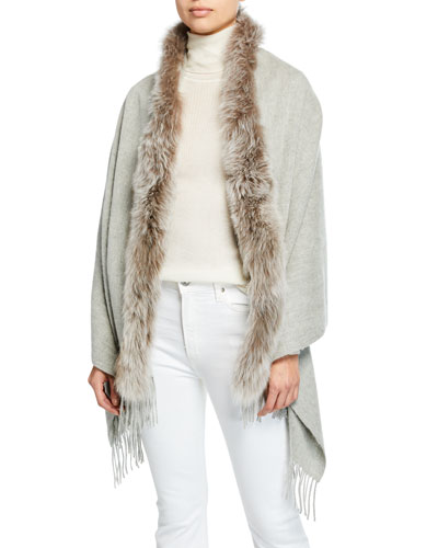 Fur Collar Wrap