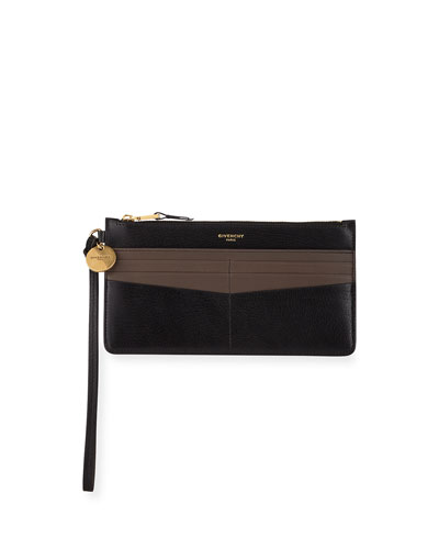 GV3 Long Zip Card Case with with Wristlet