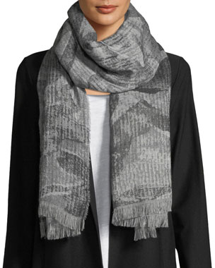 83f8d31f Designer Scarves & Wraps for Women at Neiman Marcus