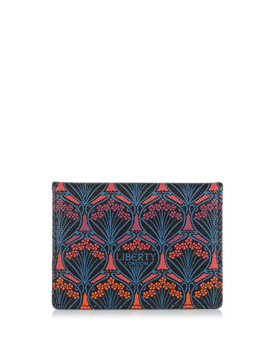 Logo Travel Card Holder - Dawn