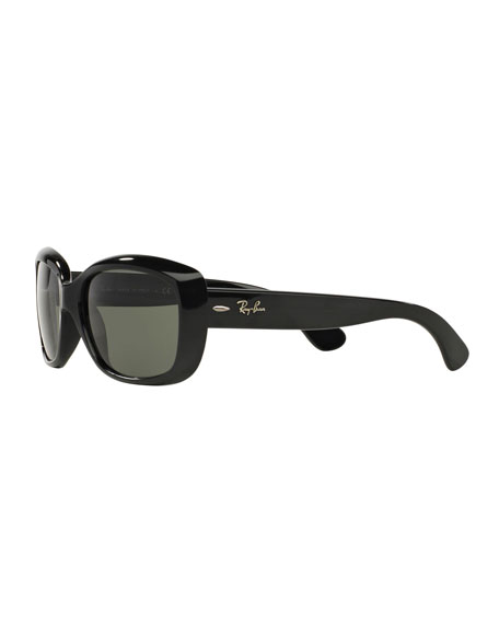 cbb5abbc89 Ray Ban  Jackie Ohh  Polarized 58Mm Sunglasses - Black  Grey Polarized In  Black