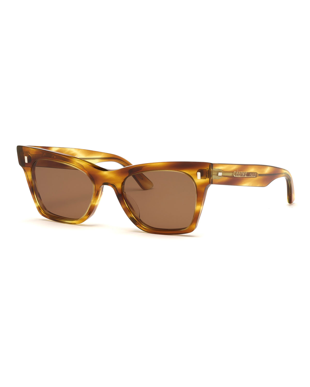 064c9fadf64 Celine Cat-Eye Acetate Sunglasses