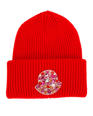 8d9a0aaf2 Moncler Beanie Hats   Accessories at Neiman Marcus