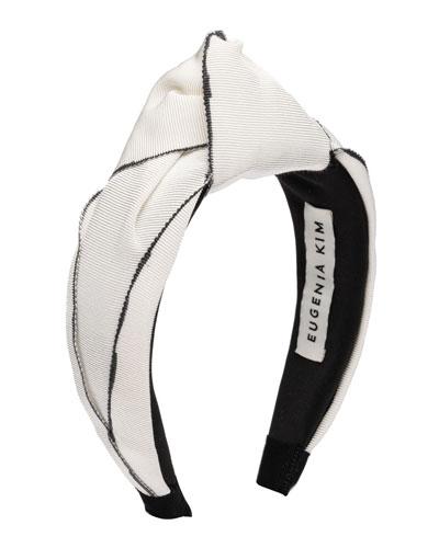 Maryn Knotted Grosgrain Headband