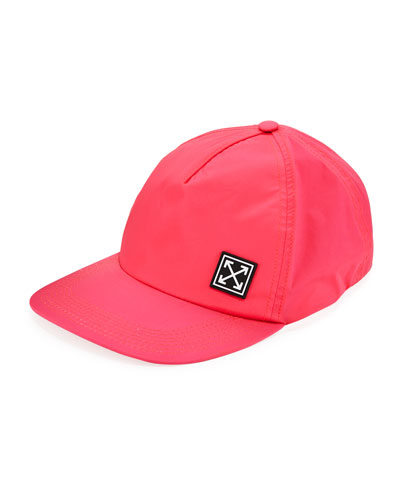 Stretch Logo Patch Baseball Cap