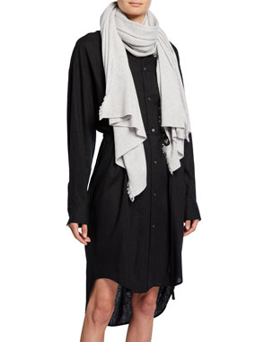 11d49b7a4e2be Designer Scarves & Wraps for Women at Neiman Marcus