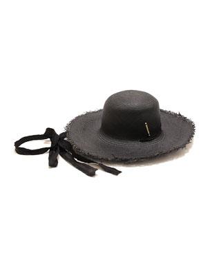4020dab6ac37 Nick Fouquet Brock x Nick 4 Straw Sun Hat