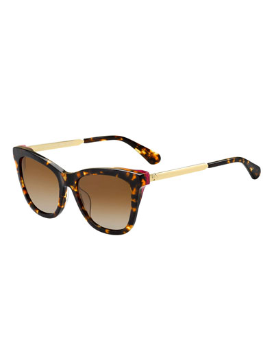 alexane rectangle sunglasses