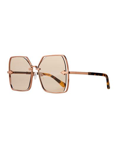 Nirvana Butterfly Sunglasses