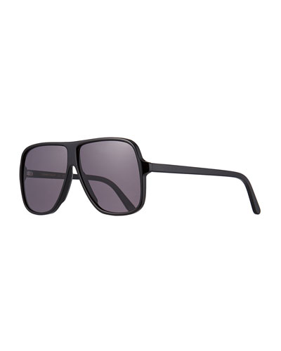 Connecticut Square Acetate Sunglasses