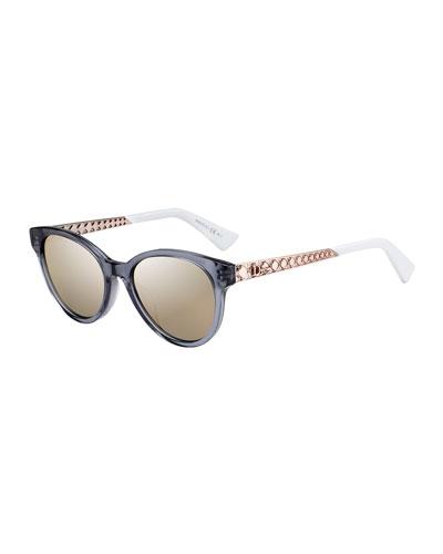 Diorama 7 Cannage Sunglasses