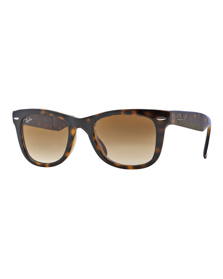 Ray-Ban Square Nylon Sunglasses