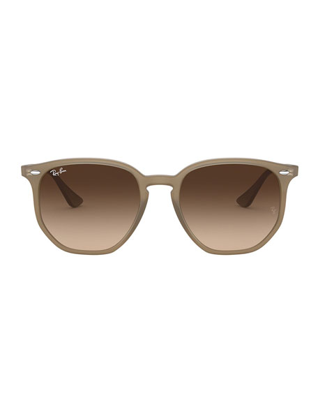 Ray-Ban Rectangle Gradient Sunglasses