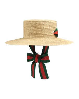 c9f1bb603f51c Designer Women's Hats at Neiman Marcus