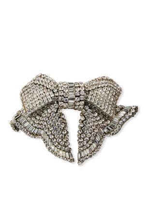 Mignonne Gavigan Lexy Crystal Hair Bow