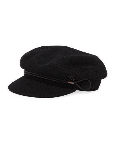 New Abby Newsboy Hat