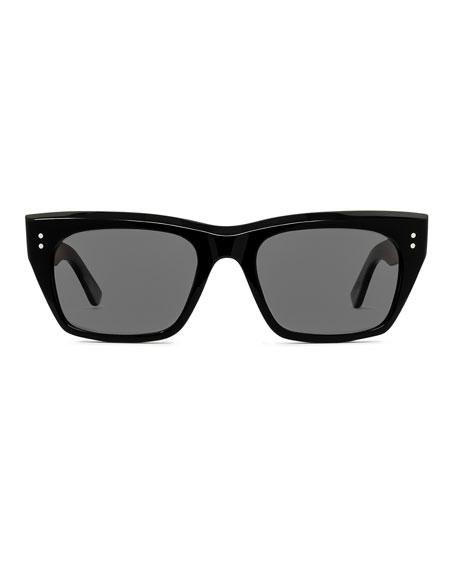 Celine Rectangle Acetate Sunglasses