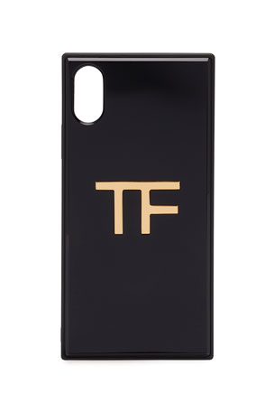 TOM FORD TF iPhone X/XS Cover