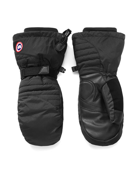 Canada Goose Down-Fill Mittens