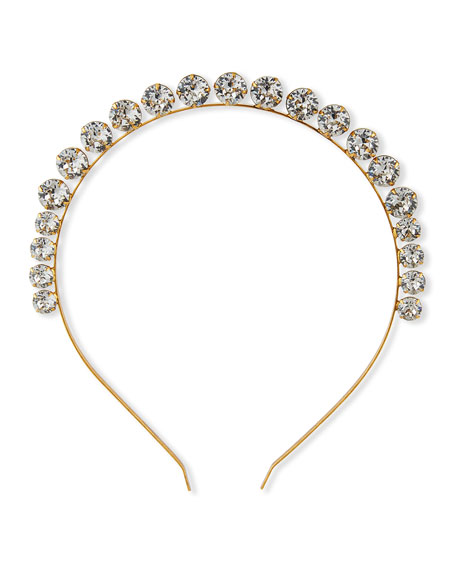 Image 2 of 2: Elizabeth Cole Jerilyn Crystal Headband