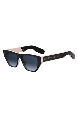 Dior DiorInsideOut2 Rectangle Sunglasses