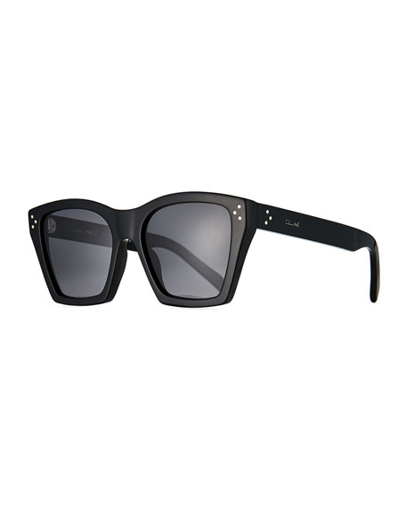 Celine Square Acetate Sunglasses