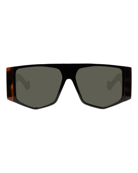 Loewe Shield Acetate Sunglasses