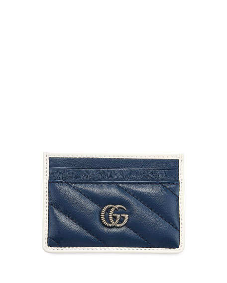 Gucci Cases GG Marmont Torchon Card Case