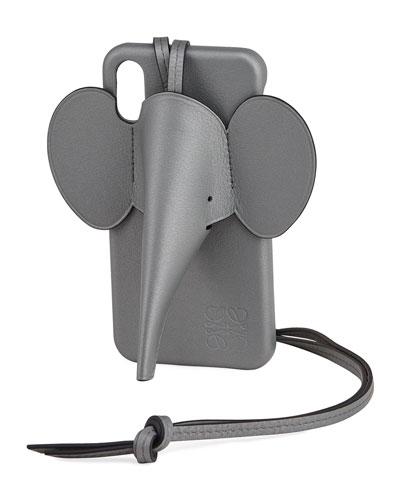 Elephant iPhone X/XS Phone Cover