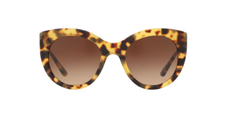 Tory Burch Acetate Cat-Eye Sunglasses