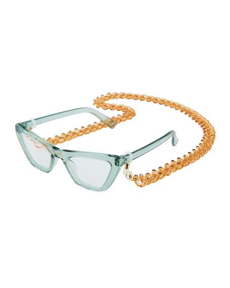The Book Club Chunky Eyewear Chain